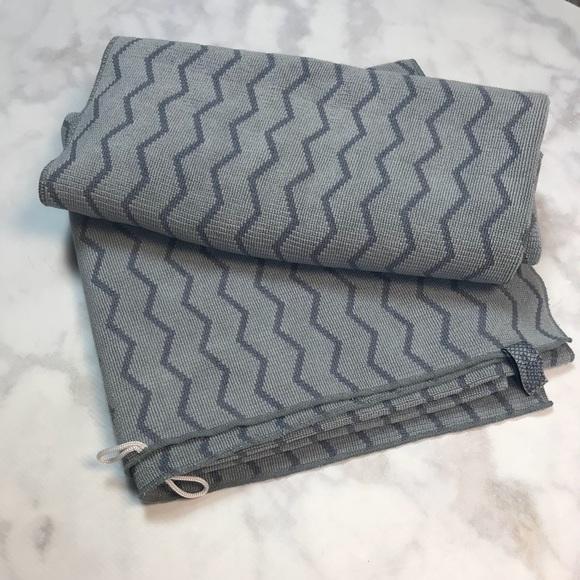 Norwex Bath Towels Unique Norwex Accessories 60 Adult Chevron Bath Towels Poshmark